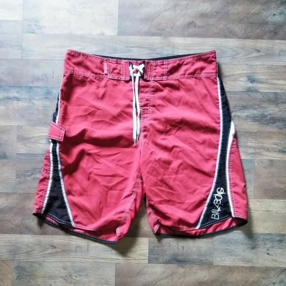 BillaBong Board Shorts Men's Size: 36